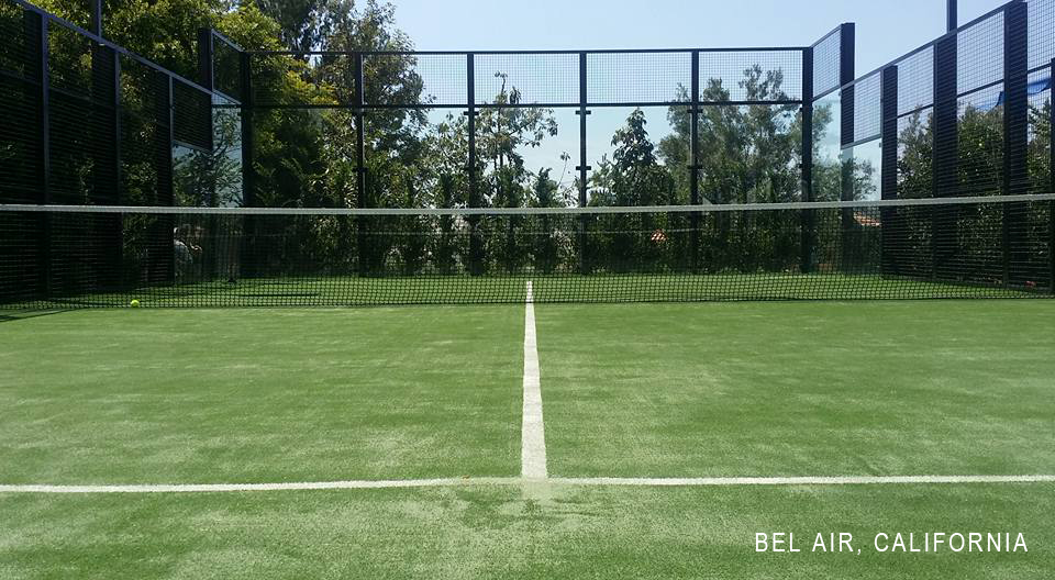 Padel court Bel Air
