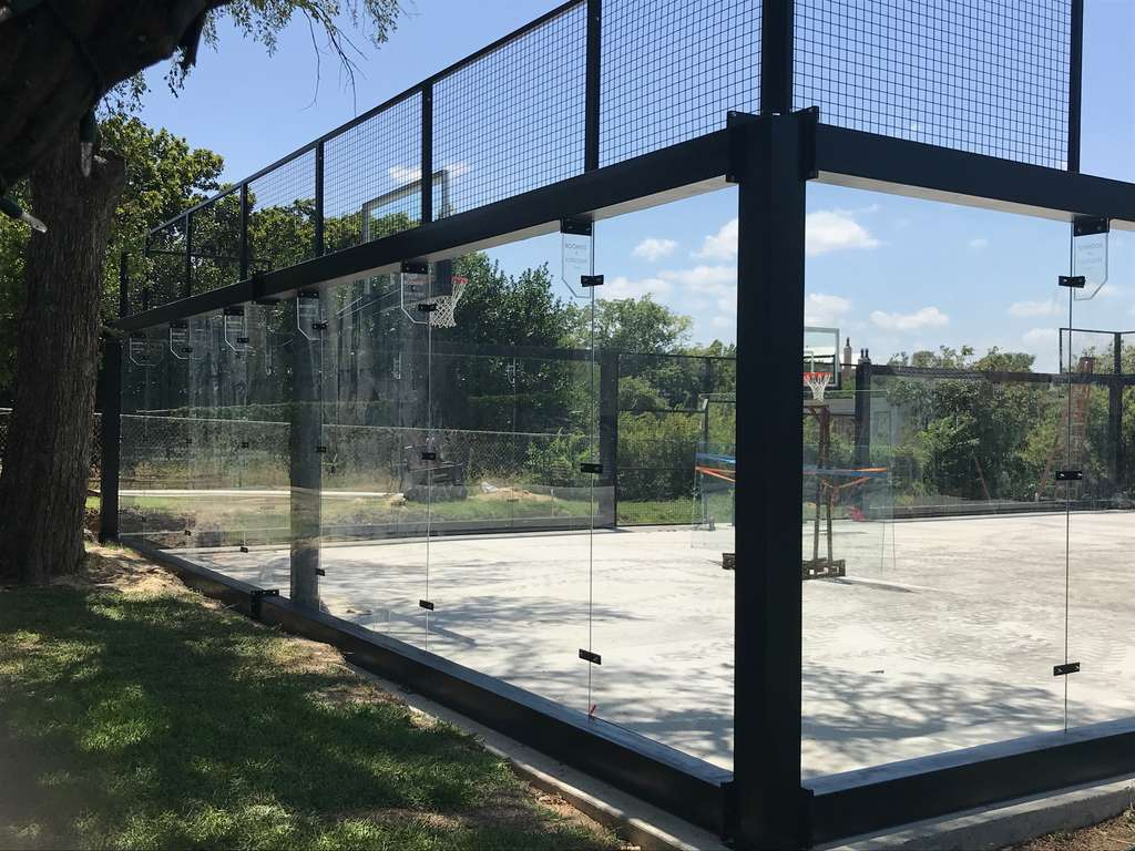 PADEL COURT INSTALLATION